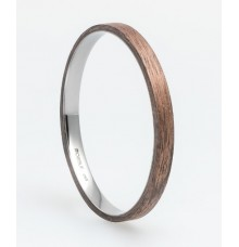 Wooden Bangle-Walnut